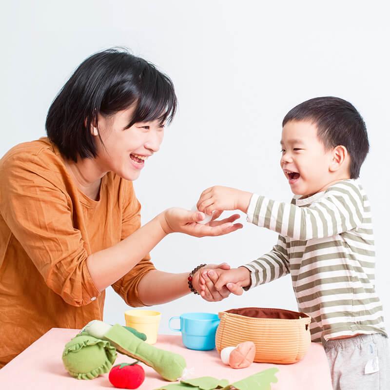 親子家庭同樂體驗手做