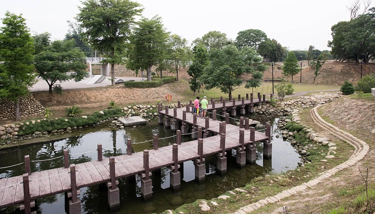 圳前仁愛公園