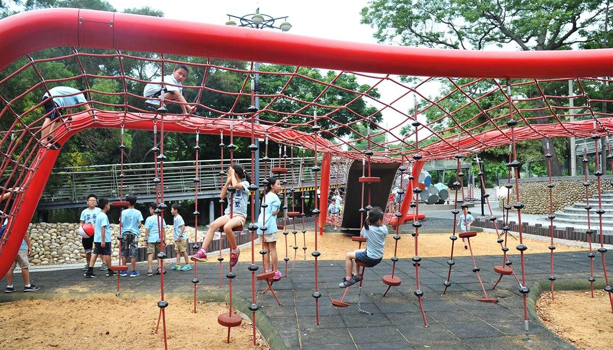 台中市鰲峰山運動公園