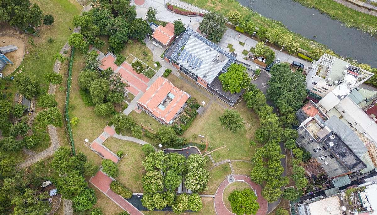 老街溪河川教育中心