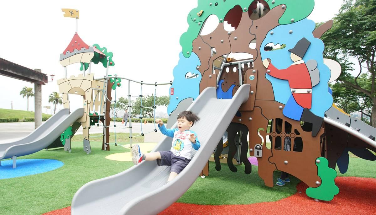 八里水興公公園
