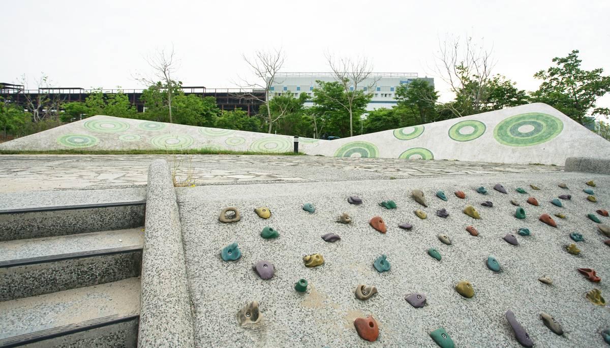台南市南科兒童遊戲場