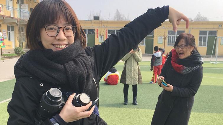 90後記者:教育,原來也是台灣的名產