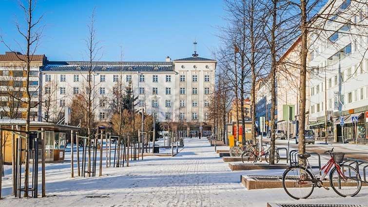 年輕的流浪是一生的養分:芬蘭留學,說英文也通