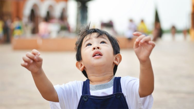 品格教育 小小孩必學三種規矩