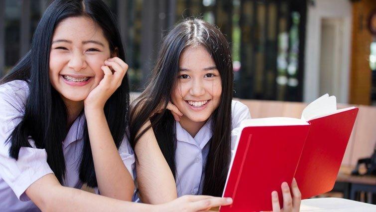 隨著認知能力發展,青少年需要不一樣的讀物