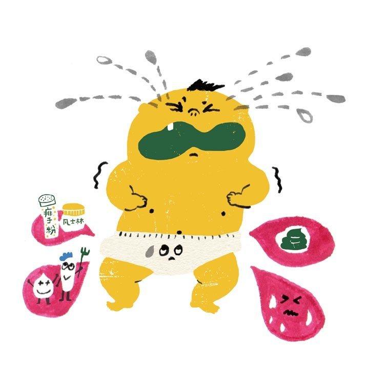 黃瑽寧:戰勝7大類型難纏尿布疹!