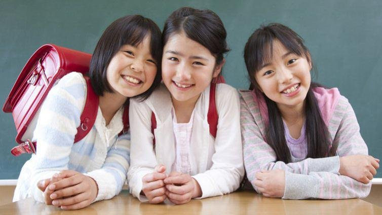 4招收心操,和孩子一起迎接新學期