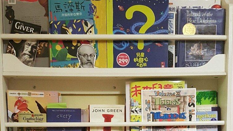 【懶人學英文】懶人的閱讀室內設計