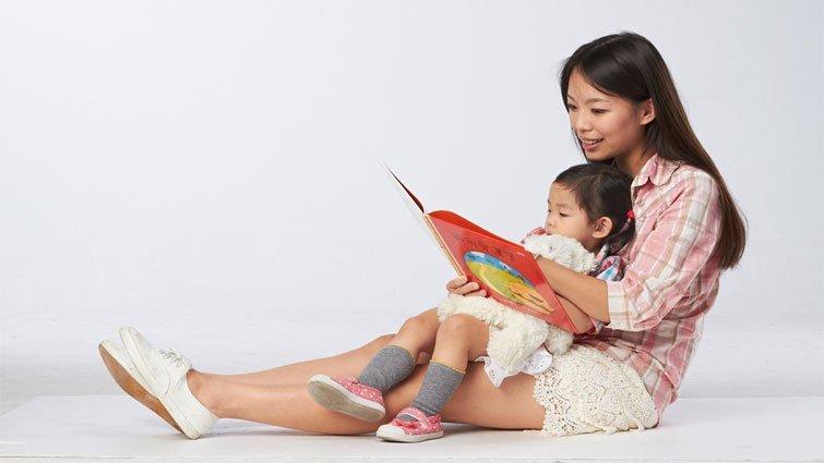 用繪本故事帶著孩子學習新詞彙