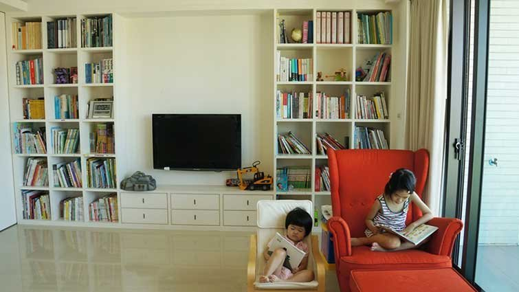 小雨麻:分享親子共讀小技巧