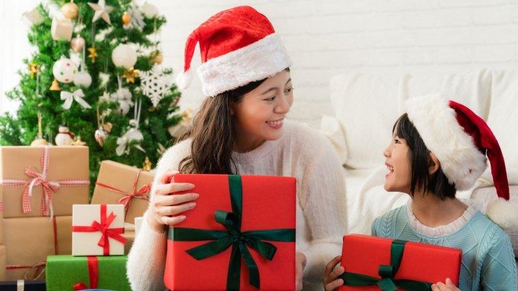 送貴重禮物給孩子的3個配套