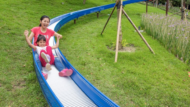 不用跑遠,好玩特色公園就在家旁邊!全台60+特色公園遊戲場特搜