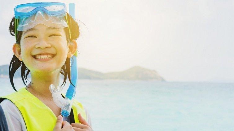 4要訣 孩子過敏不來擾,開心放暑假