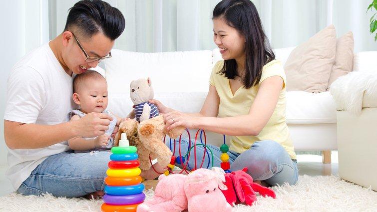Y世代重視家庭,美大企業提供爸爸長陪產假留人才