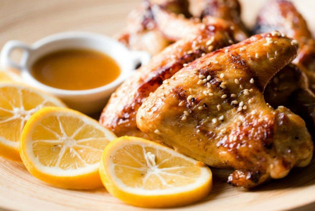【中秋烤肉BBQ Party】蜂蜜橙汁烤雞手羽
