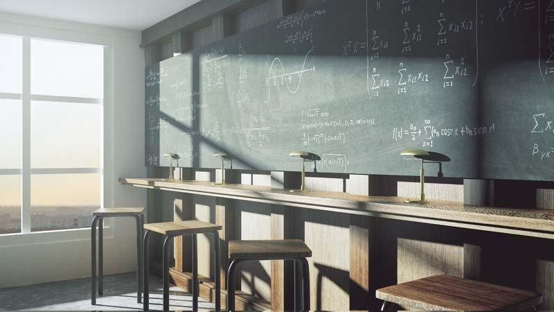 空蕩的教室,害怕的惡夢 郭進成:我不想再對學生發怒