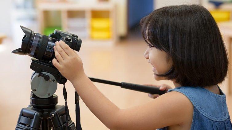 用攝影,讓孩子看見自己的學習