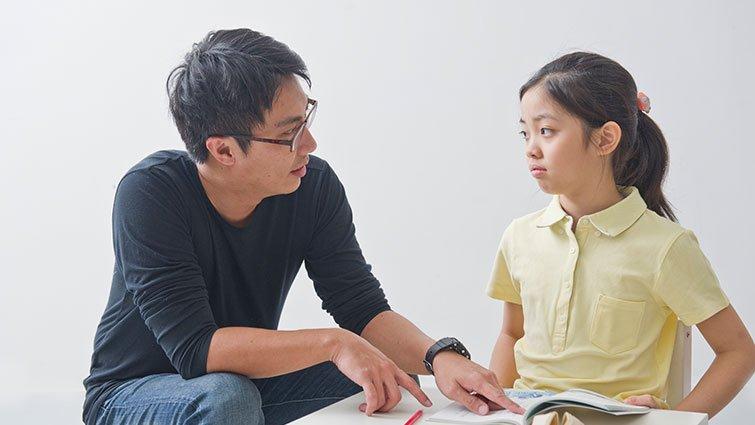 怎樣應付孩子的討價還價?