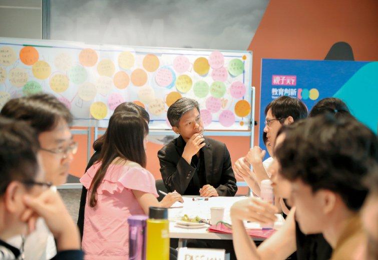 台中市教育局長彭富源:翻轉教育現場,必須先翻轉行政