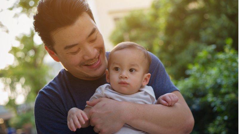 爸爸也想成為神隊友!台灣男性育兒態度大調查,首度揭露地方爸爸心聲