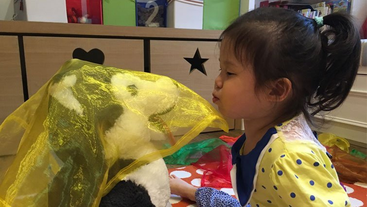 吳敏蘭:給寶寶有趣的英語啟蒙