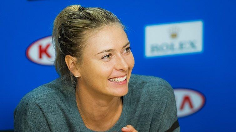 莎拉波娃:17歲贏得世界冠軍,我開始學「勝利」這堂課