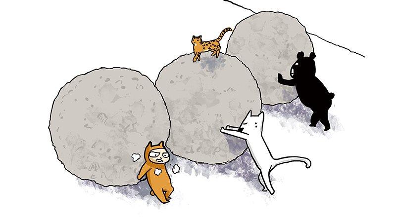 薛西弗斯不斷推巨石的人生有意義嗎?當我們從神話看人生…