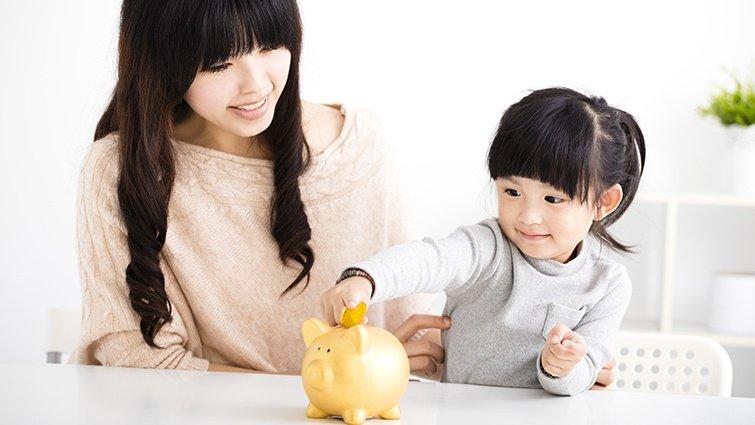 陳怡芬:親與子之間,談愛也談錢