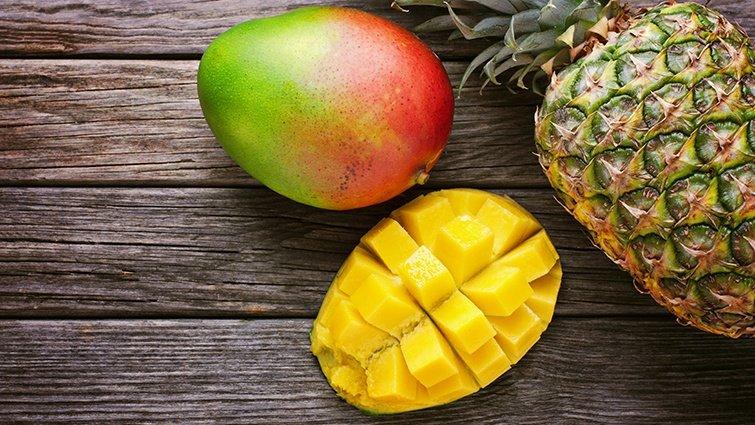 水果店老闆不會告訴你的事:怎麼挑出好芒果、鳳梨