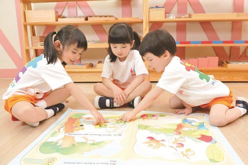 用創意、動手做,陪孩子玩出英語力