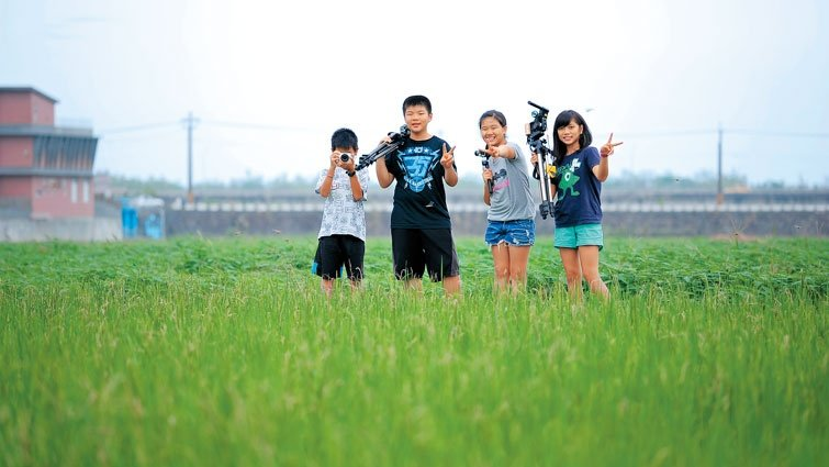 小學生拍紀錄片 為農地議題發聲