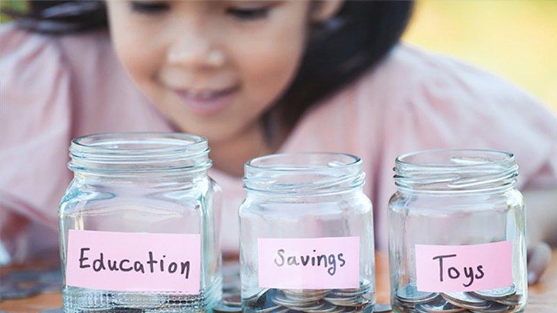 郭莉芳:別再覺得「會讀書就好」,及早讓孩子知道開銷,提升財商也增加責任感