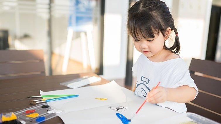 該不該送孩子上美術班或才藝班?