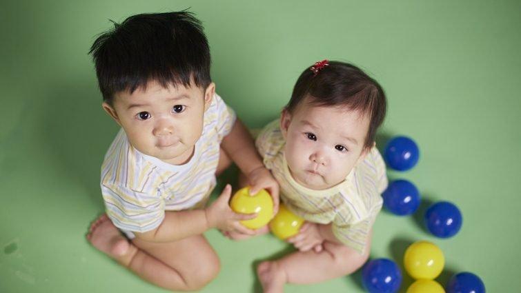 文化如何影響寶寶性格,你知道哪一國寶寶最專注?