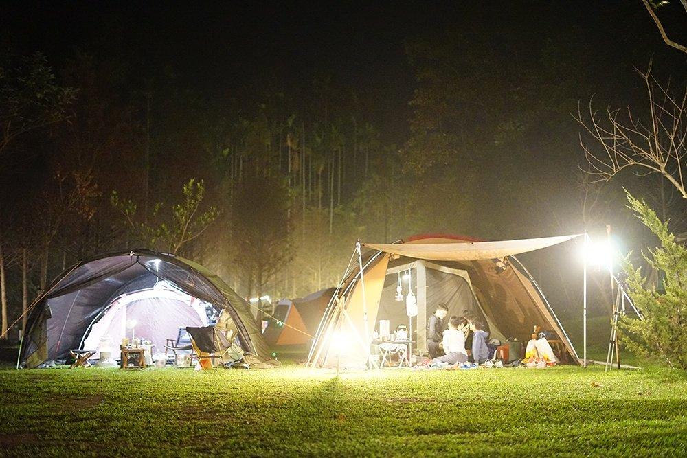 露營達人劉太太:冬天露營溫暖舒適的撇步