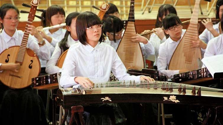 雲林縣東南國中:美麗校園孕育藝術才能