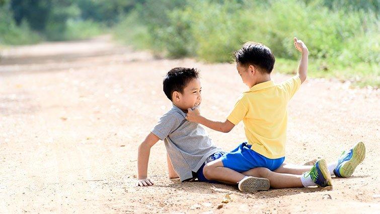 荷蘭爸爸:學會處理衝突,是成為大人前的必修課
