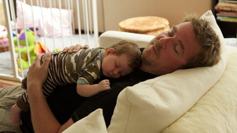 爸爸請育嬰假有益嬰幼兒發展 美國開始跟進
