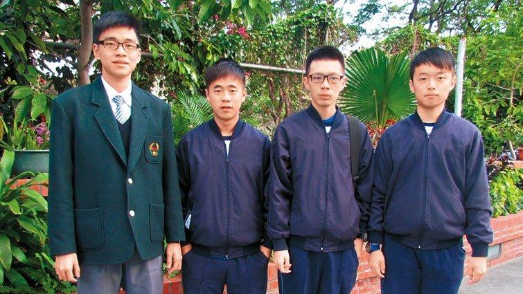 台北市立人高中國中部:即時影像讓家長安心