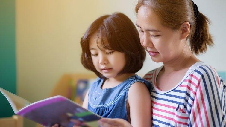 吳敏蘭:學英文從說故事開始