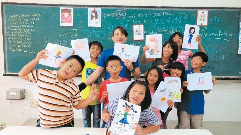 台東縣富山國際教育實驗小學|引進國際教育,扭轉廢校命運