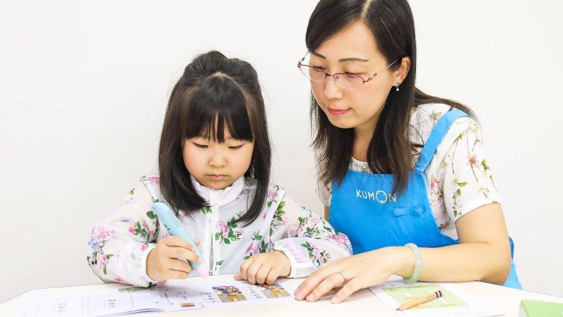 興趣是孩子最好的老師!KUMON國語,從幼兒起循序漸進累積真實力