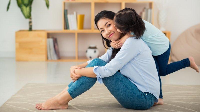 職場媽媽是育兒界的一股泥石流