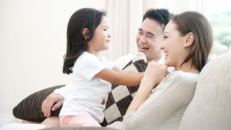 如何處理孩子的傷痛