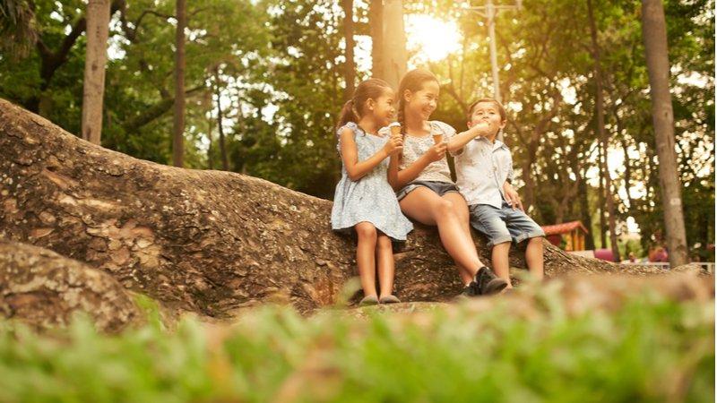 親近大自然有益孩子學習?「防疫樂活新態度」爸媽可以這麼做