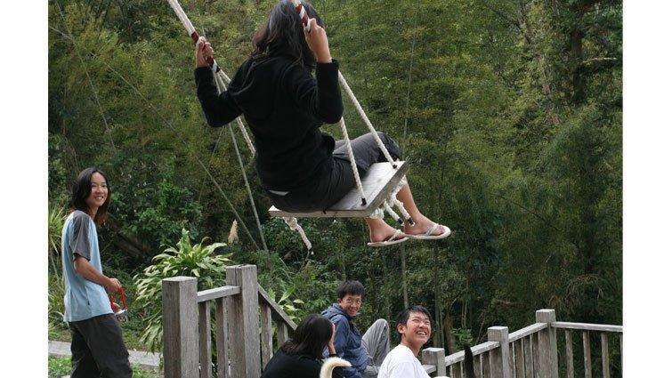 苗栗縣全人實驗中學國中部:讓孩子依自己時間表長大