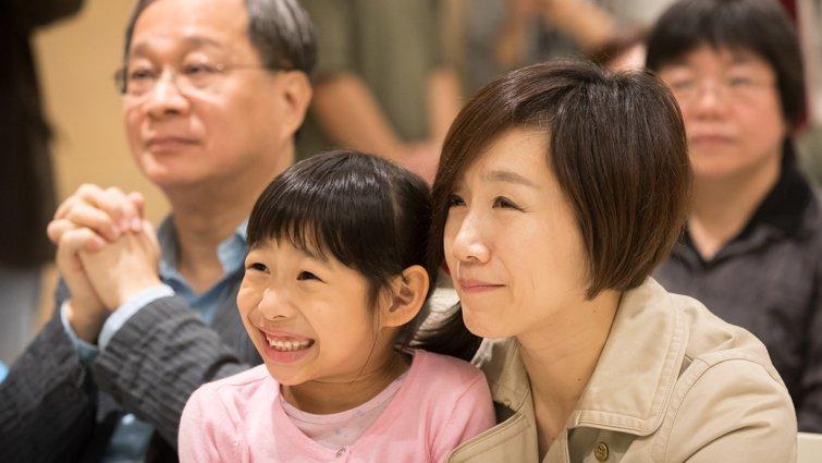 郝譽翔、小野對談親子遊:不只一起玩、也一起經歷困難