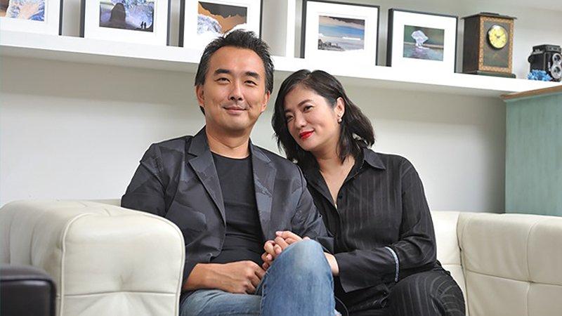 名導蔡岳勳和妻子于小惠牽手20年 走過分居低谷,一起面對人生下半場