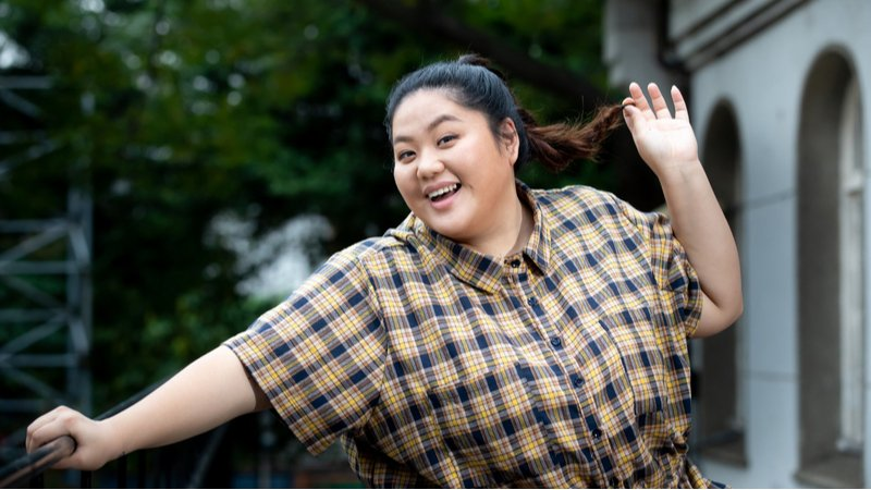 金馬最佳新演員入圍 蔡嘉茵:不當社會期待的「優良胖子」,做自己人生的女主角